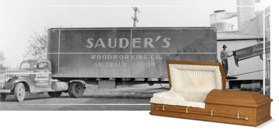 Sauder furniture established in 1934